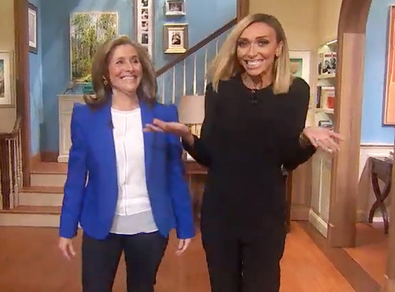 Giuliana Ranci, The Meredith Viera Show